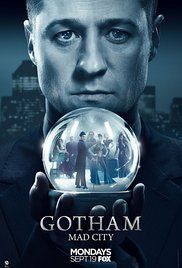 Ver Serie Gotham: Tercera Temporada / Temporada 03 Online