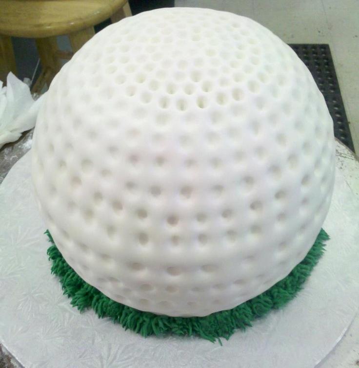 Golf Cake Images