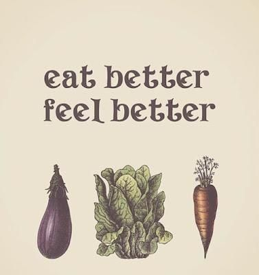 As much as I didn't want to come to this realization years ago, it always makes me feel amazing: )   eat better. feel better | #healthyliving #organic #quotes