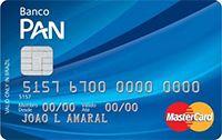 cartão de crédito Cartão PAN MasterCard Nacional