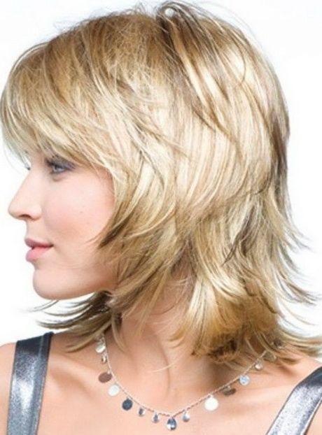 Medium hairstyles for women 2016