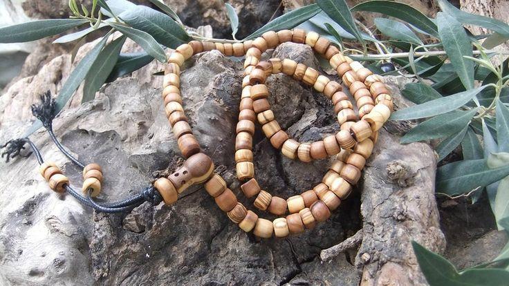 108 Mala Beads, Buddhist prayer beads, meditation  from Ellenisworkshop by DaWanda.com
