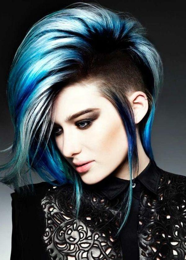 30 Punk Women Hairstyles Hairstyles Ideas Walk The Falls