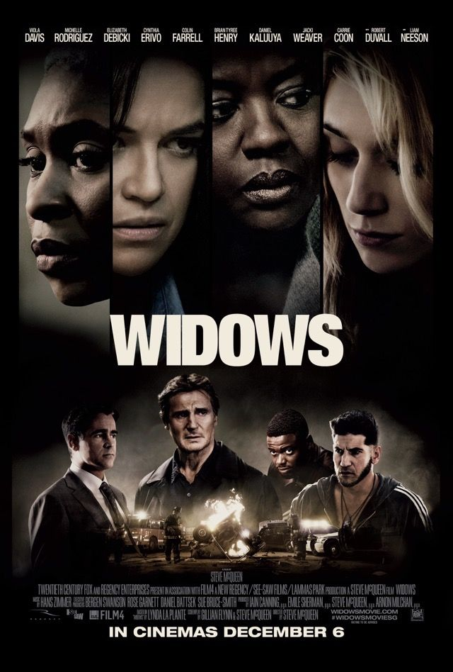 Widows (2018) – Review | Widows movie, Best action movies ...
