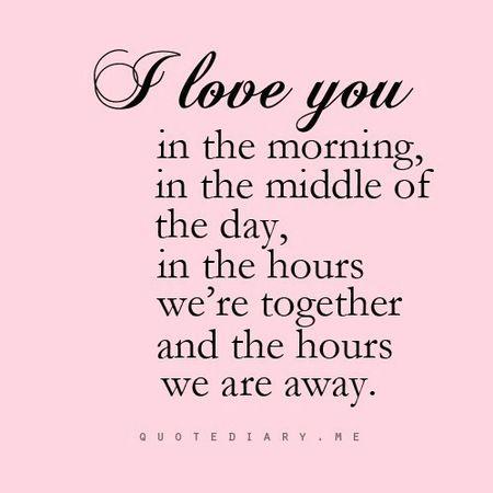 Aku jatuh cinta padamu kapan saja, saat kita bersama, bahkan saat kita terpisah.