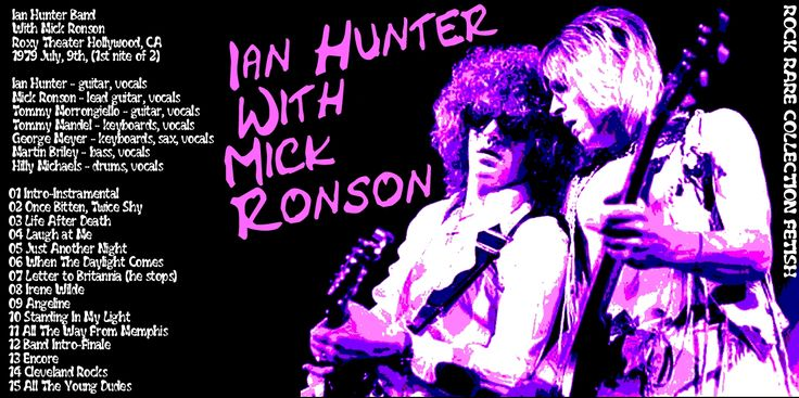 IAN HUNTER With MICK RONSON - Roxy Theater Hollywood CA 9 July 1979 ARTISTIC COVER Of DANILO JANS ART Dal sito ROCK RARE COLLECTION FETISH rockrarecollectio... e DANILO JANS ART danilojansart.blo... Works of Danilo JANS executed in mixed media . Visionary artist and surrealist Italian , creates his works thanks to a connection with parallel universes. Danilo Jans was born in 1957 and lives in Pont Saint Martin in the Aosta Valley ( Italy )