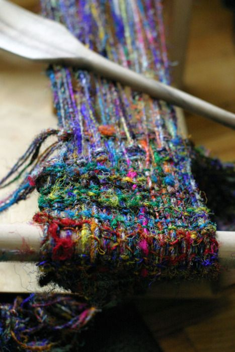 218 Best Sari Silk Images On Pinterest Textile Jewelry