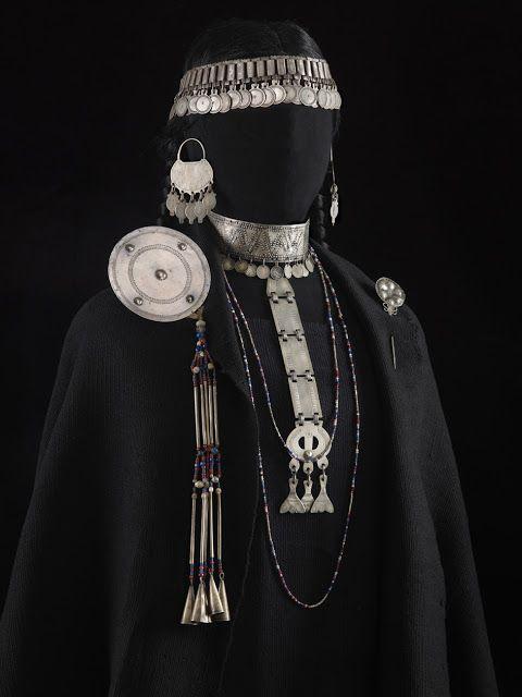 Mapuche jewelry - Chile