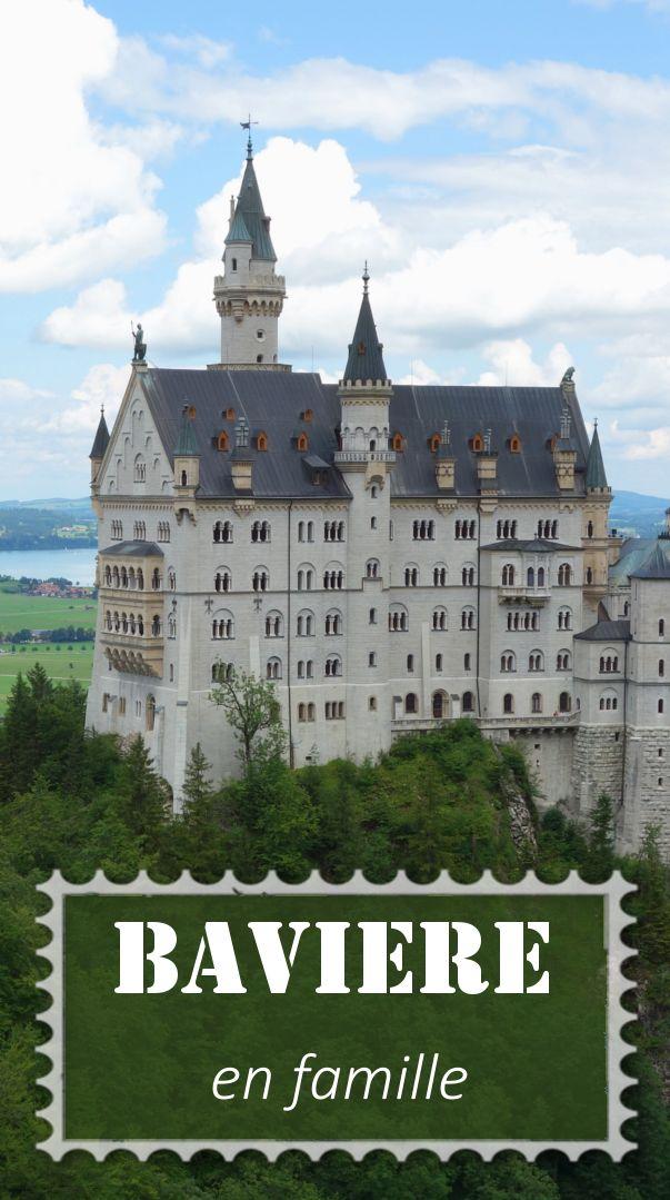 Bavière avec des enfants: note voyage de 2 semaines en famille dans cette région d'Allemagne - en camping-car