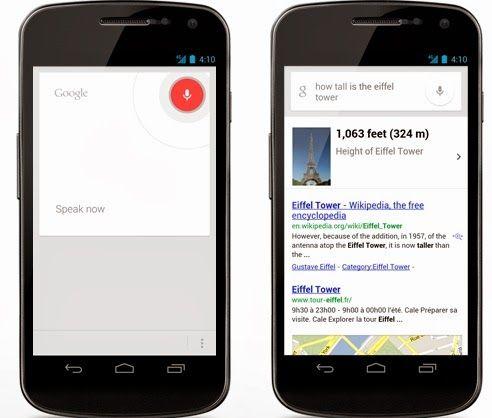 Google Search App