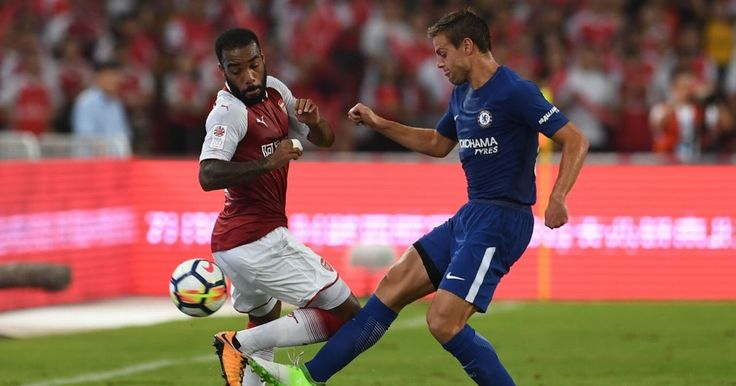 Arsenal and Chelsea\'s Community Shield kick off time moved
