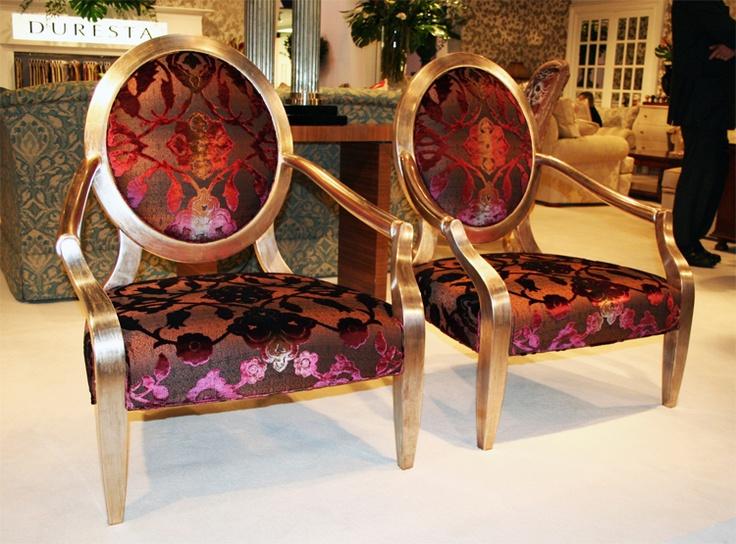 Duresta New Nero Chairs