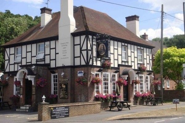 The Duke of York pub, Sayers Common, Hassocks, country pub in Sussex