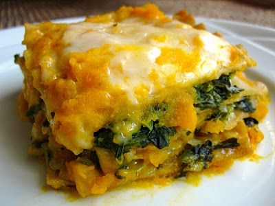 Food and Whine: Butternut Squash Lasagna