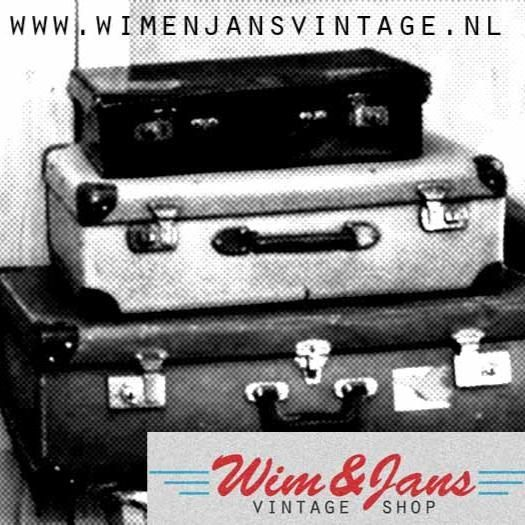 Een sfeerimpressie: Wim en Jans houdt van vintage! Jij ook? Check onze webshop  Www.wimenjansvintage.nl