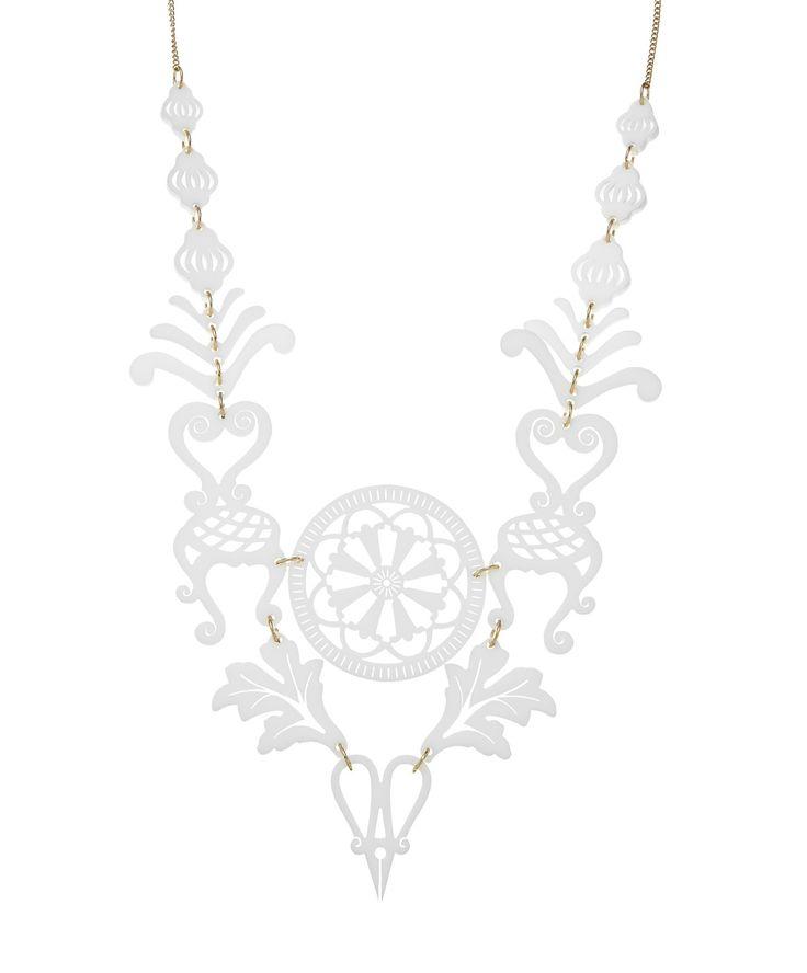 Walled Garden Necklace