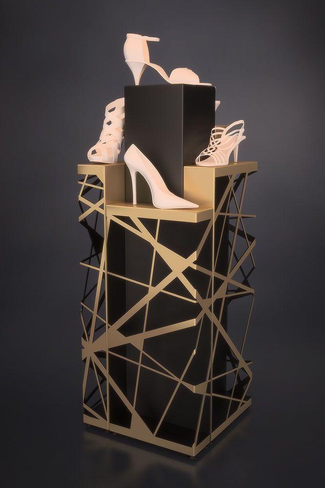 Shoe Display - JPMA Global Inc. Montreal, Quebec