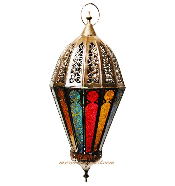 Hanging Lamp Moroccan: 179 Best Images About Lights On Pinterest