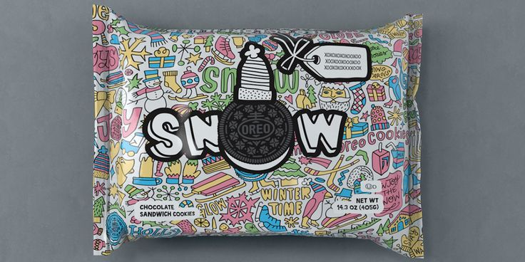 OREO WONDERFILLED ~ This holiday season Oreo Cookies are letting YOU design your Oreo package. So cool!