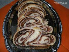 Kysnutý pudingový koláč (fotorecept) - Recept