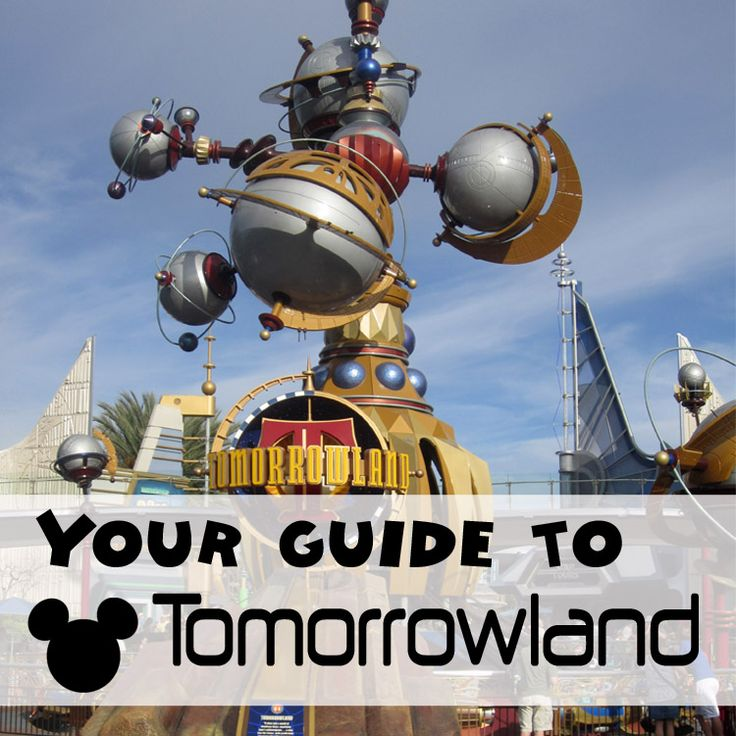 Your guide to Tomorrowland at Disneyland. Each ride and line broken down for you with the information you need to know.