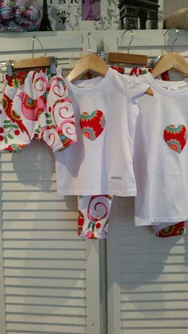 Summer harem pants for toddlers @knatti