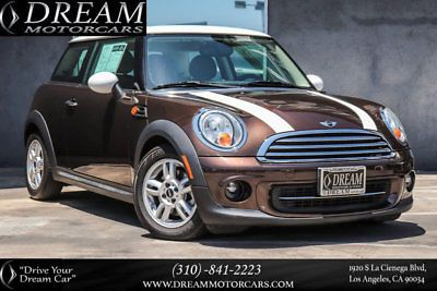 eBay: 2011 Mini Cooper -- 2011 MINI Cooper Hardtop 48977 Miles Hot Chocolate Metallic Coupe 1.6L 4 CYLIND #minicooper #mini