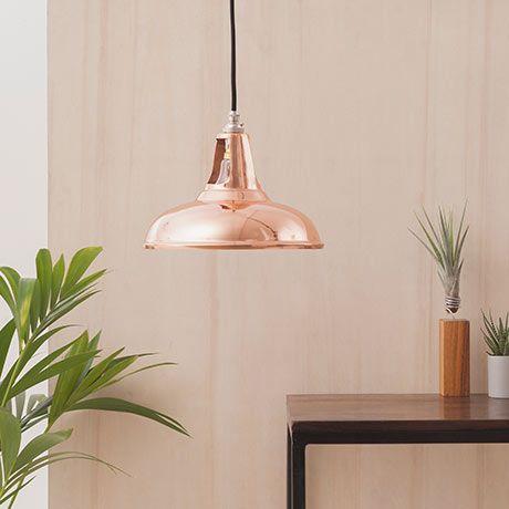 ber ideen zu deckenleuchte kupfer auf pinterest. Black Bedroom Furniture Sets. Home Design Ideas