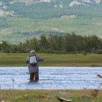 11 países participan en Campeonato Mundial de Pesca con Mosca en la Patagonia chilena