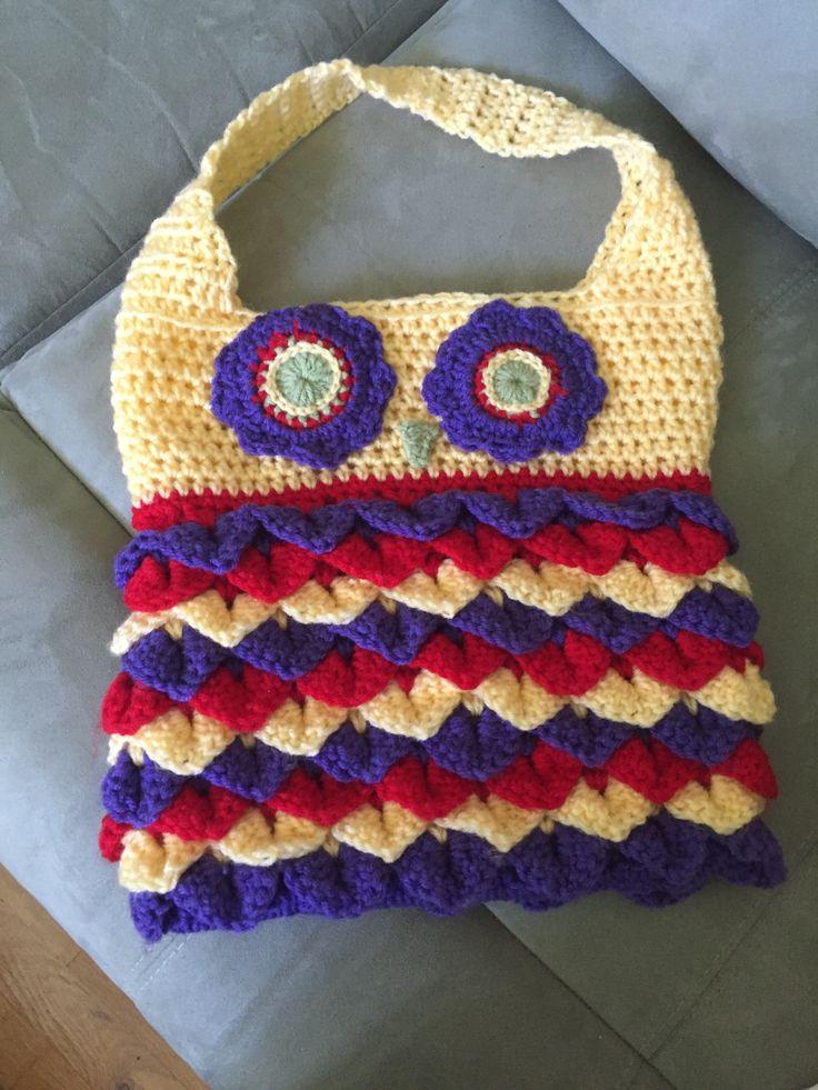Child's Owl purse