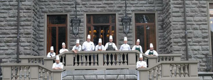 We are glad to introduce You our Chefs
