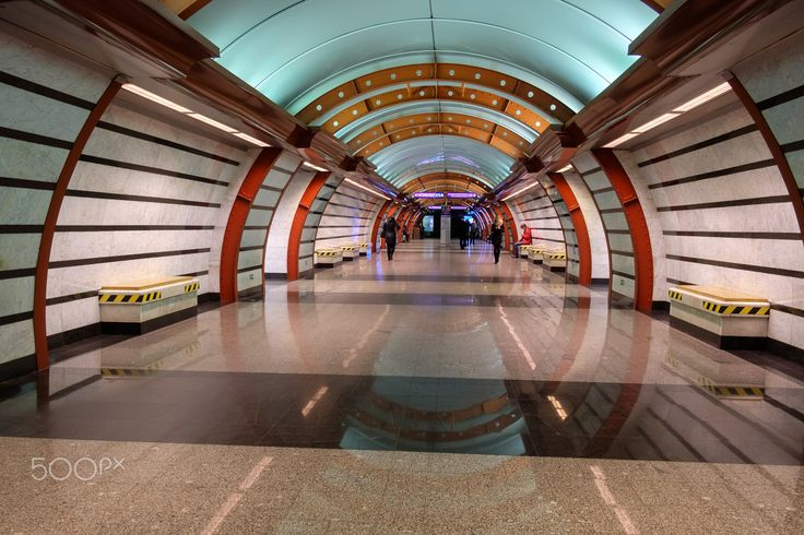 "subway - station ""Obvodny Kanal"" (Saint Petersburg Metro)"