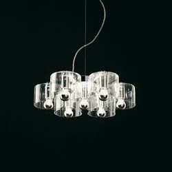 Oluce Fiore 433 Modern but decorative