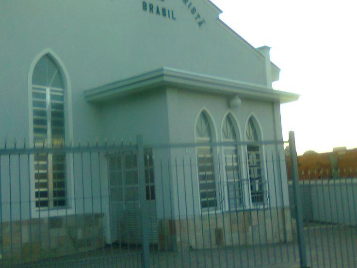 Rua Eça de Queiroz,24 - Mauá - Congregação Cristan no Brasil