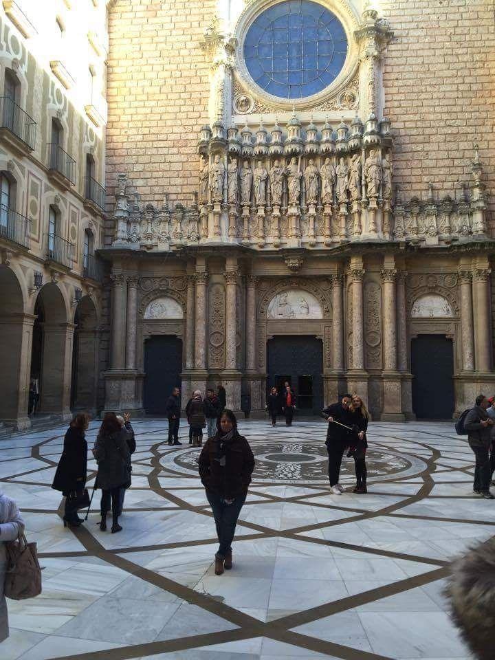 Monrserrat (kolostor), Katalónia, Spanyolország