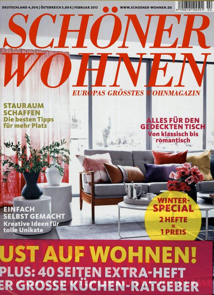 SCHÖNER WOHNEN Heft 02/2013