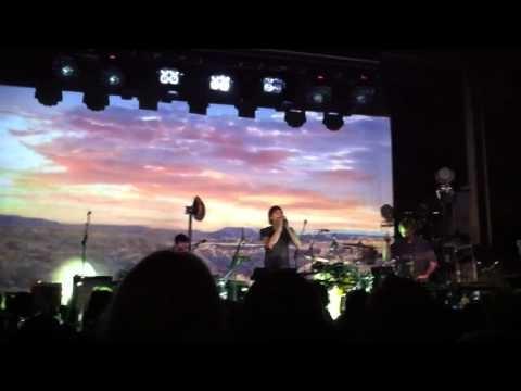 """Gotye """"Eyes Wide Open"""" @ Webster Hall (3/27/12)"""