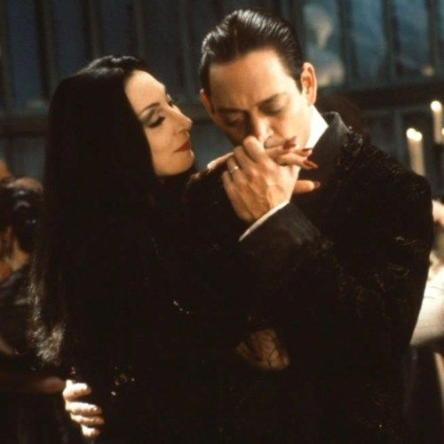 relationship like gomez and morticia pictures
