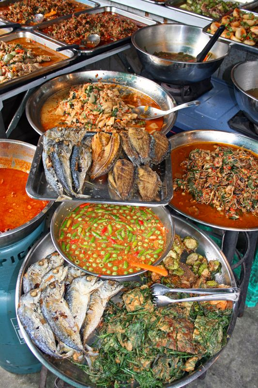 Besides the temples and shopping, Bangkok's street food scene would be a huge draw for me #TreasuredTravel