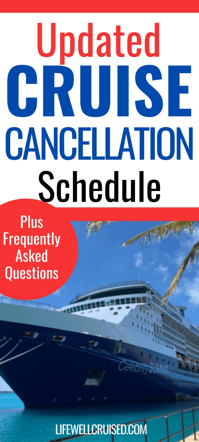 When Will Cruising Resume? Frequently Asked Questions in