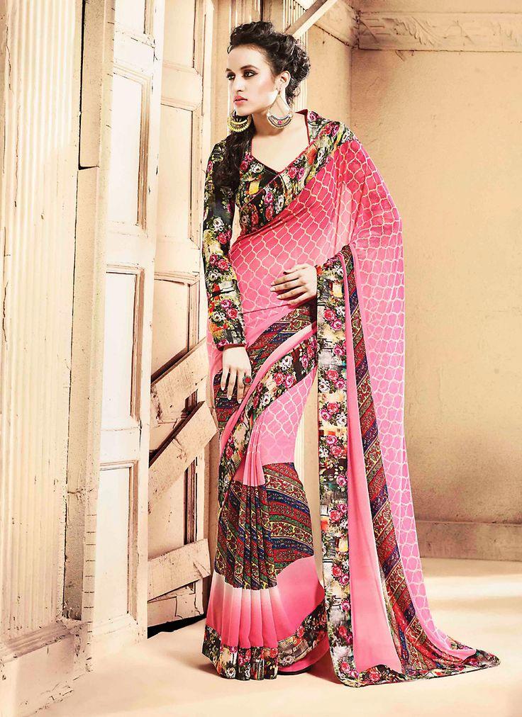 11 best Buy women designer sarees online images on Pinterest | Sari ...