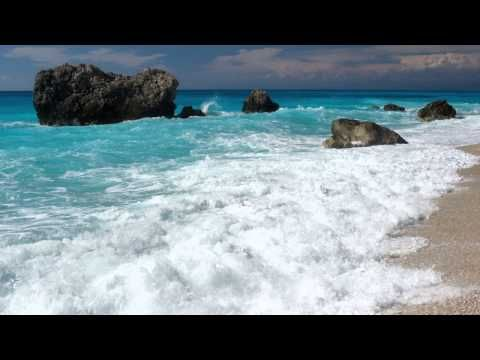 ▶ Calming Seas 11 Hours Ocean Sound for relaxation, yoga, meditation, reading, sleep, study - YouTube