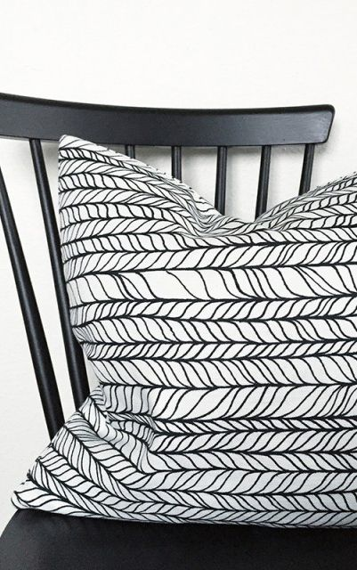 Pillowcase KNITTED - Kristin Erséus - Nordic Design Collective