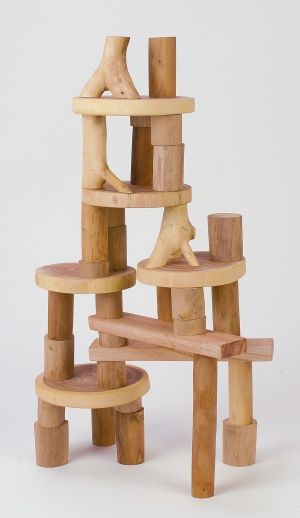Wooden toys. Blocks. Treeblocks.com