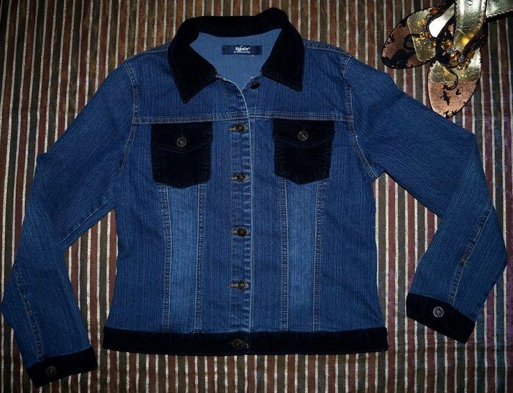 Oryginalna Kurtka Jeans Wiosna 40 42 5177964058 Oficjalne Archiwum Allegro Denim Jacket Jackets Fashion