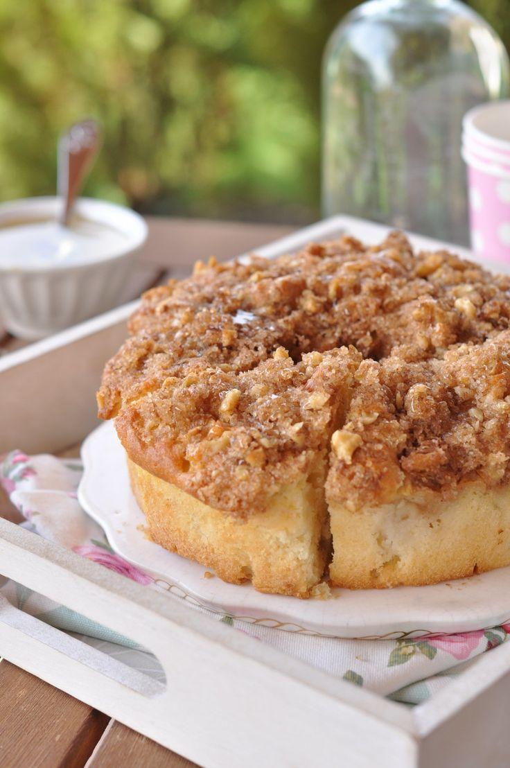Almás-mézes süti | Csak a Puffin