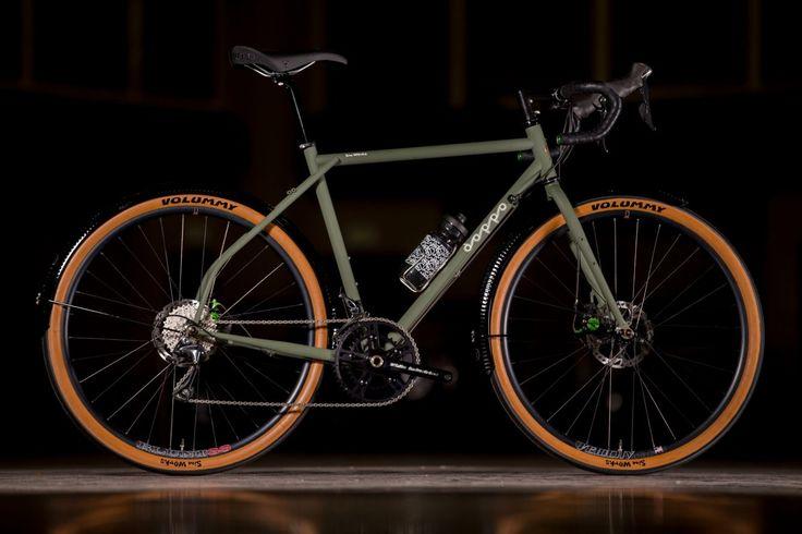 2017 NAHBS: Sim Works Doppo Touring Bike | The Radavist