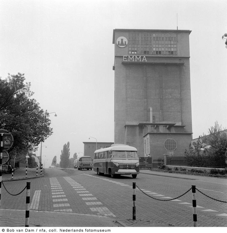 Schacht III van Staatsmijn Emma, Hoensbroek (1964)