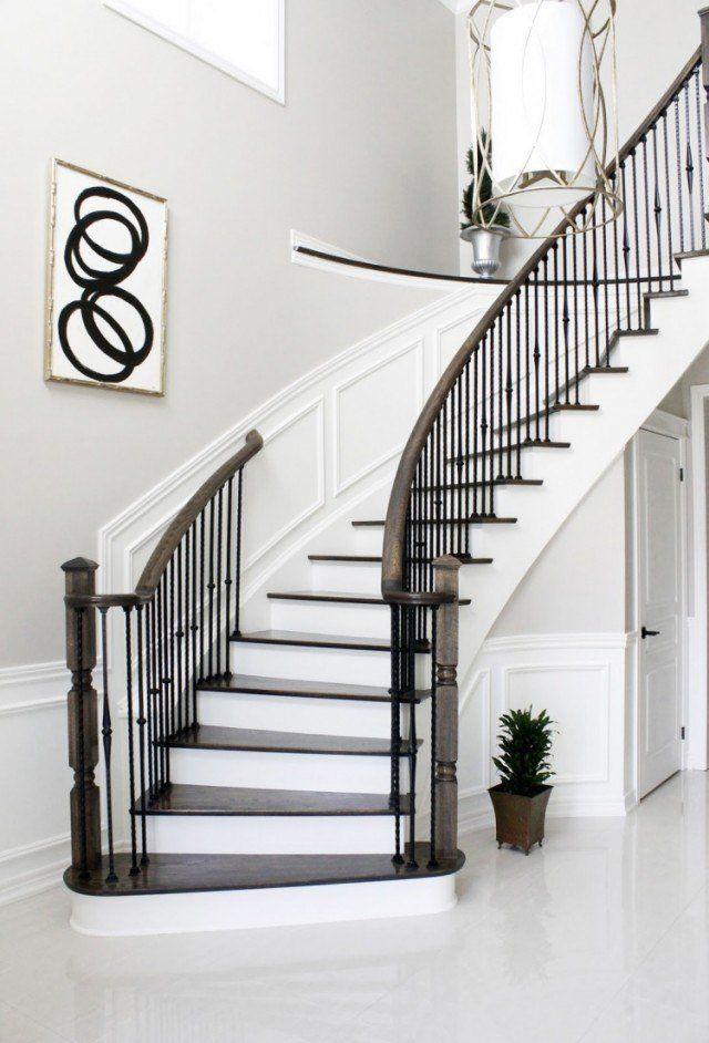r novation escalier et id es de d coration 78 photos superbes id e de d coration r novation. Black Bedroom Furniture Sets. Home Design Ideas