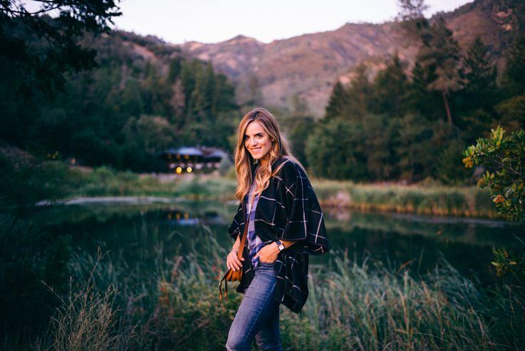 Calistoga Ranch fall shoot with @galmeetsglam #Calistoga #VisitNapaValley